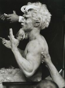 Horned One: Matthew Barney, an Aries, obsessed with his male-distinguishing parts